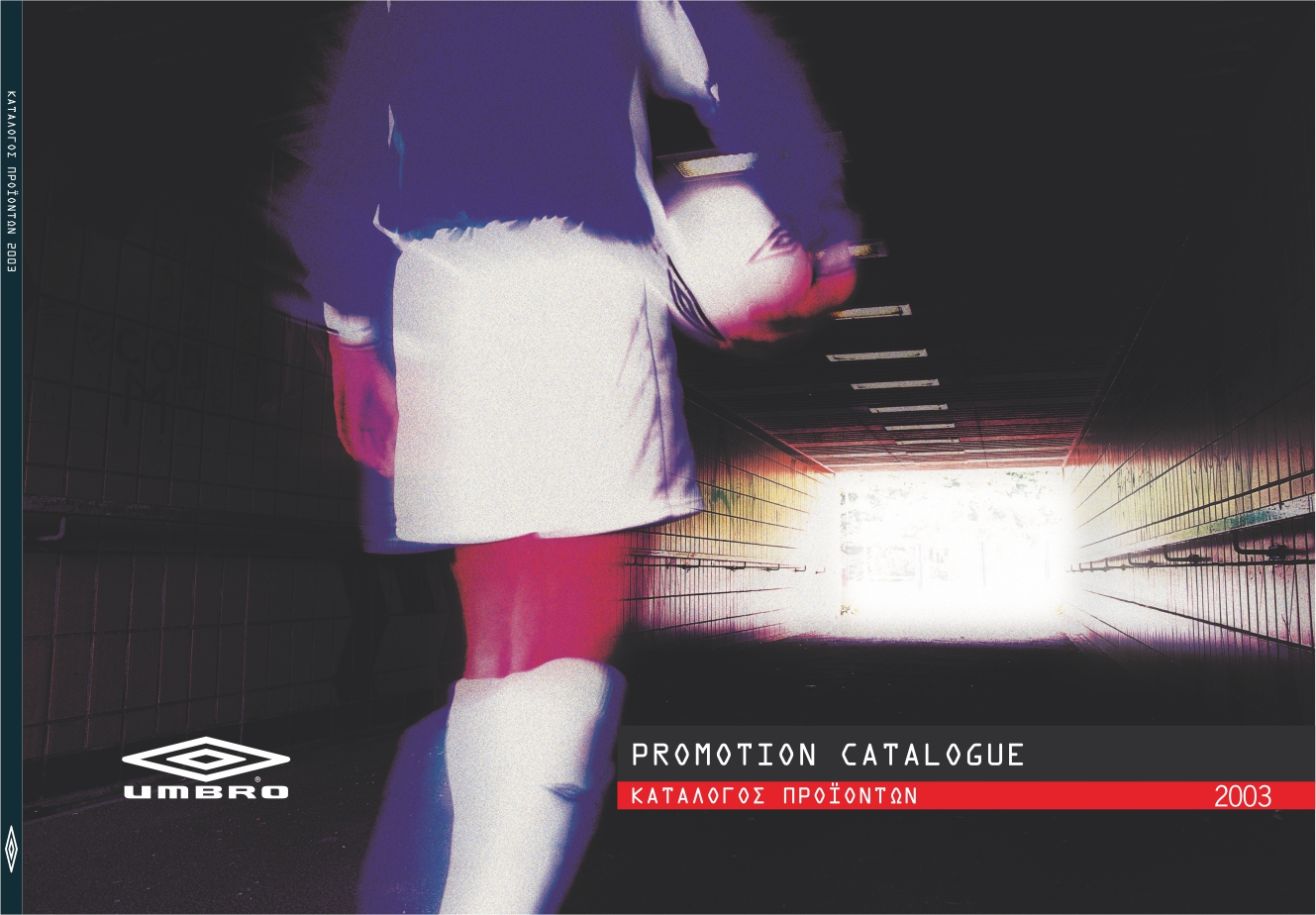 Catalogue cover page