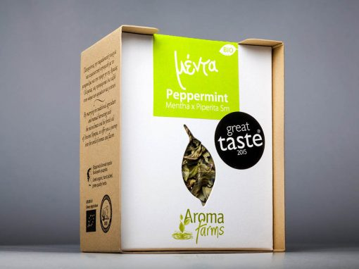 Aroma Farms packs, 2015