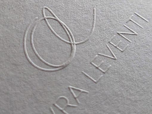 Avra Leventi branding & site, 2020